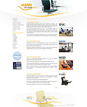 Ergonomische Bürostühle / Sitzmöbel, Sessel und Stühle
