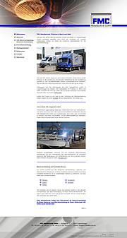 FMC Metalltechnik Blechbearbeitung in Hildesheim und Coppenbrügge