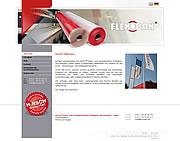 Die HIRSCH� FLEXOBAK fertigt und liefert  Unterbauschaum f�r den Hochdruck, Buchdruck und Flexodruck.