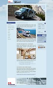 Wohnmobil Vermietung Hannover - Autohaus MACHEL, Ihr Adria-Partner für Wohnwagen, Wohnmobil Vermietung & Verkauf im Raum Hannover und Umgebung. Über unsere Niederlassungen Sarstedt und Nordstemmen stehen wir Ihnen bei Fragen rund um das Thema Wohnwagen- und Wohnmobil Vermietung & Verkauf der Marke Adia mit 12 qualifizierten Mitarbeitern zur Verfügung. Sie möchten für Ihre nächste Tour einen Wohnwagen mieten im Raum Hannover oder suchen eine Wohnmobilvermietung bei Hannover, dann sind Sie bei uns richtig.