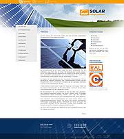 WWF SOLAR energy systems - Planung und Realisierung von Solaranlagen in Brandenburg, Sachsen-Anhalt und Schleswig-Holstein. WWF SOLAR bietet Ihnen umfassende Kompetenz in den Themen Photovoltaik, Solarthermie, Geothermie, Luftw�rme, Windenergie und den zugeh�rigen Energiespeichern.